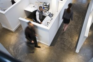 The Cleanliness Of Your Commercial Office Space
