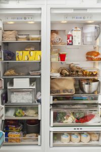 Now is a good time to clean out your office fridge!