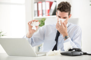 Getting Ready for Flu Season with Commercial Janitorial Services