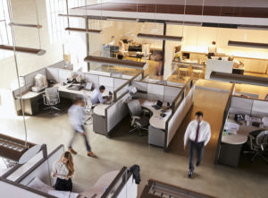 How Office Building Cleaning Services Give Your Company a Boost